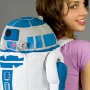 Desejo Nerd do Dia - Mochila R2-D2