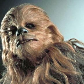 Fofura Nerd do Dia - Mini Chewbacca