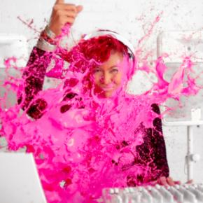 Explosão de Cores - Campanha Studio Color
