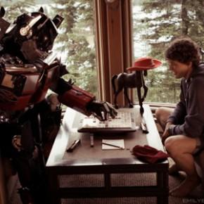 Um Amigo Autobot - You, Me and Optimus Prime