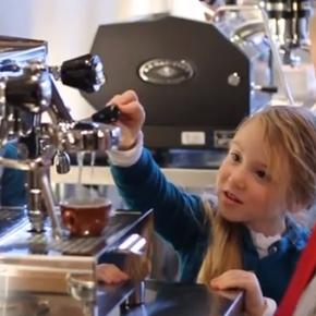 Pequenos Baristas - Clive Coffee