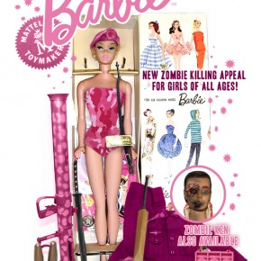 Barbie Zombie Attack