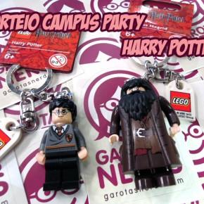 Resultado Sorteio Campus Party - Harry Potter