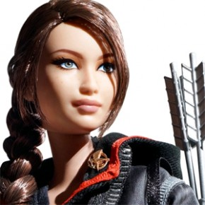 Jogos Vorazes - Barbie de Katniss Everdeen