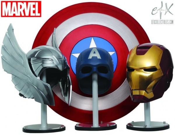 Excepcional The Avengers - Réplicas Colecionáveis BI87