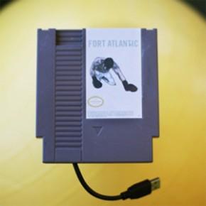 Roqueiro lança álbum em cartucho de NES