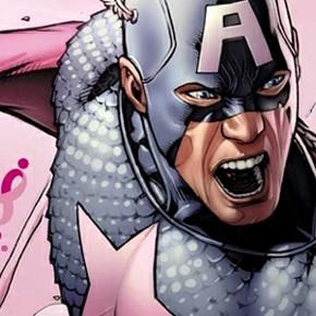 Marvel - HQs contra o Câncer de Mama