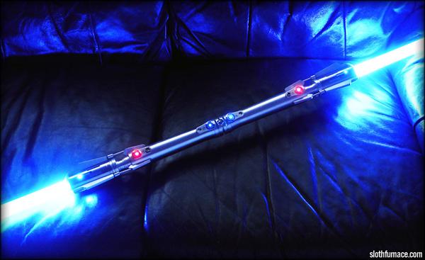 Как сделать мечи световые фото 850