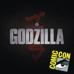 Reboot de Godzilla - Legendary divulga poster na San Diego Comic Con