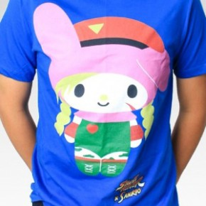 Hello Kitty &amp; Street Fighter