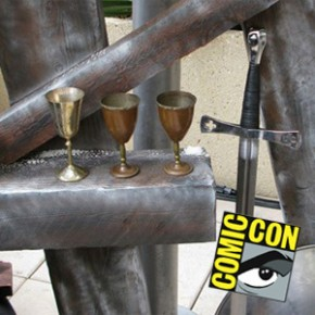 San Diego Comic Con 2012 -  Bar de Game of Thrones