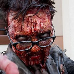 Zombie Walk - San Diego Comic Con 2012!