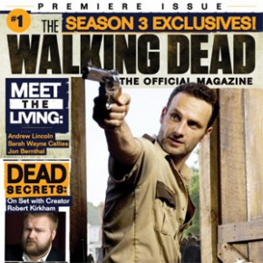 The Walking Dead - Novidades 3ª Temporada