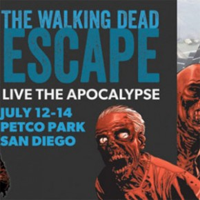 """The Walking Dead Scape"" - Corrida de Obstáculos Zumbi"