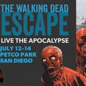 """""""The Walking Dead Scape"""" - Corrida de Obstáculos Zumbi"""