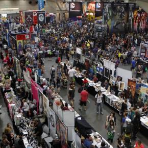 San Diego Comic Con 2012 - Imagens 2º Dia