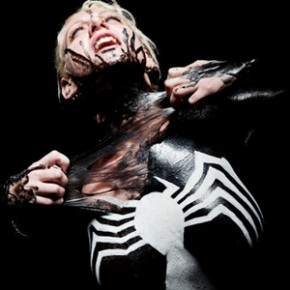 Cosplay – Venom com Latex Líquido