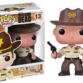 Pop! Funko - Figuras de Vinil de The Walking Dead
