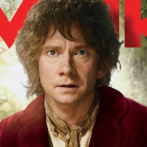 O Hobbit - Trailer para TV e Capas de Revista