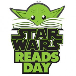 Star Wars Reads Day - Celebrações à Leitura e Star Wars!