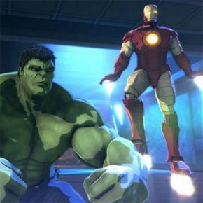 Homem de Ferro & Hulk - Nova Animação da Marvel