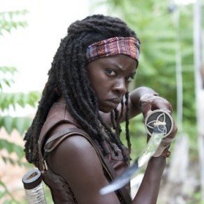 The Walking Dead - Michonne Jedi