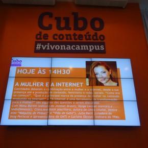 Campus Party – A mulher e a Internet