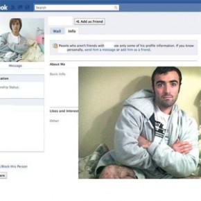 Homem imita fotos de perfis do Facebook!