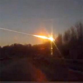 Meteorito cai na Rússia e deixa feridos!