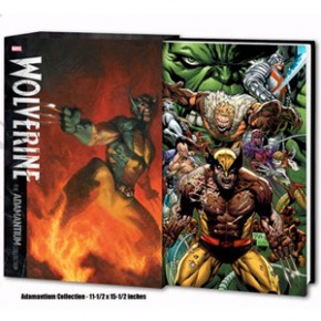 Wolverine - The Adamantium Collection