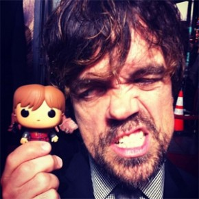 Game of Thrones - HQ, Bonecos Funko e Premiere da 3ª Temporada