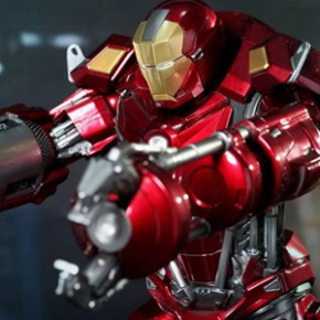O Homem de Ferro 3 - Action Figures Hot Toys!