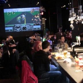 EXP - Restaurante com Temática de Games
