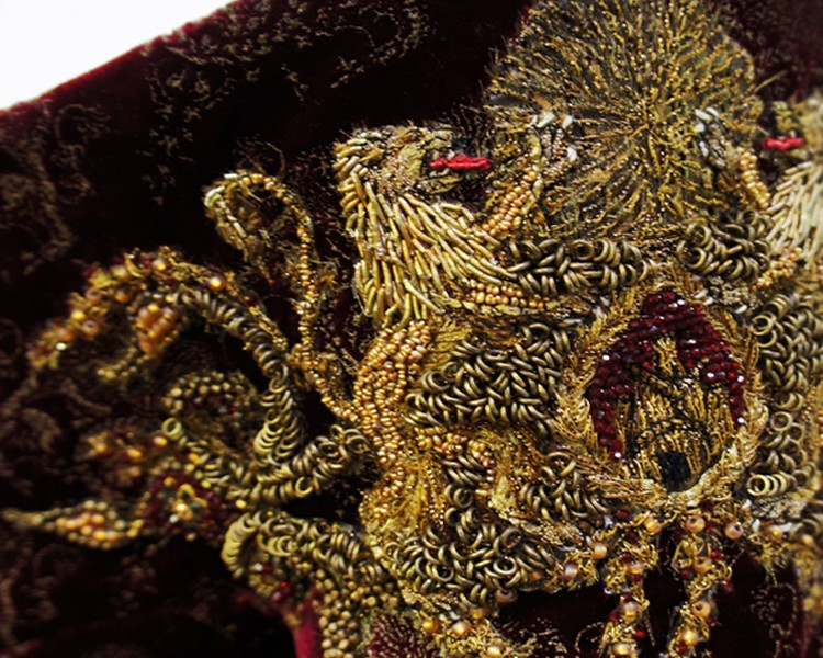 GAME OF THRONES EMBROIDERY BY MICHELE CARRAGHER -16