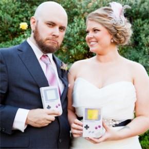 Dois Casamentos Cheios de Referências Nerds!