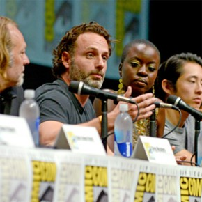 Comic Con 2013 - Painel The Walking Dead e Trailer da 4ª Temporada!