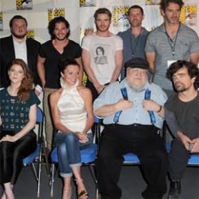Comic Con 2013 - Painel de Game of Thrones e Novos Produtos Inspirados na Série