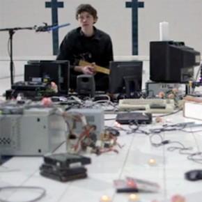 Polybius - Música feita com antigos vídeo games e artefatos tecnológicos!