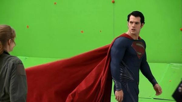 Superman O Homem De A 231 O Imagens In 233 Ditas Das Filmagens