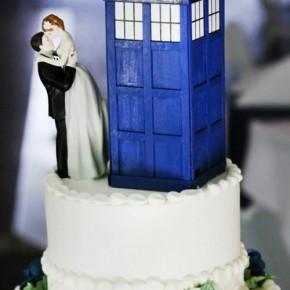 Doctor Who - Casamento & TARDIS