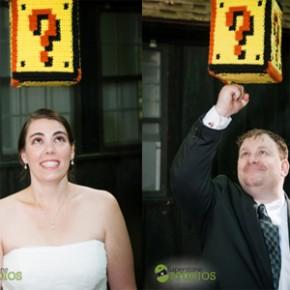Casamento Inspirado em Mario Bros!