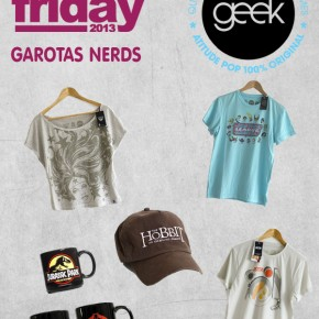 Especial Black Friday - Studio Geek