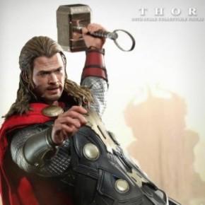 Thor: O Mundo Sombrio - Action Figure da Hot Toys