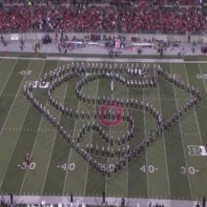 Banda da Ohio State University homenageia Superman, Senhor dos Anéis, Harry Potter e mais!