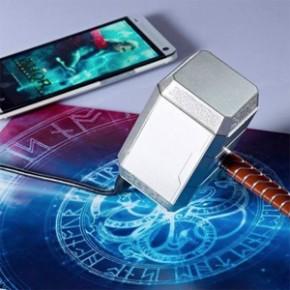 Thor - Carregador de Bateria em forma de Mjölnir