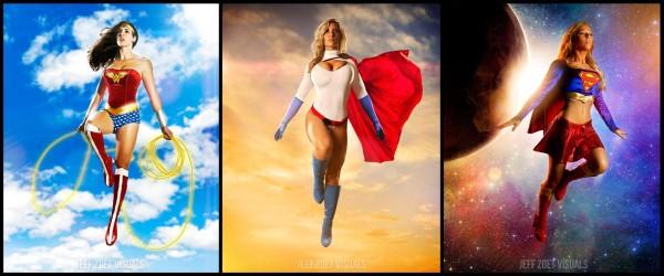 Fotógrafo Jeff Zoet  produz ensaios incríveis de cosplays