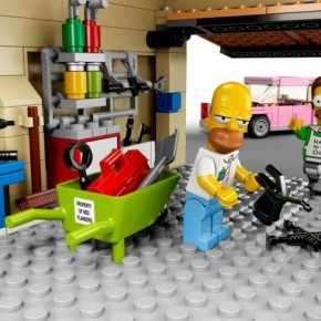 LEGO - Os Simpsons