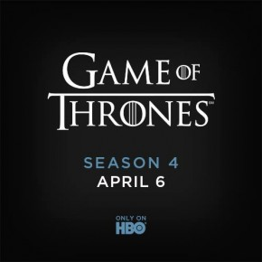 Game of Thrones - Trailer 4ª Temporada