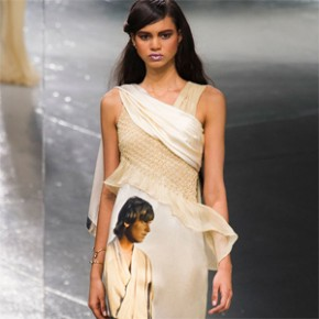 Star Wars nas Passarelas da NY Fashion Week!