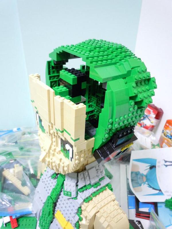 Réplica LEGO Hatsune